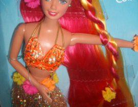 Hula Hair Barbie #M_PlayTime.