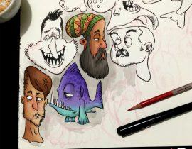 Shape Doodles