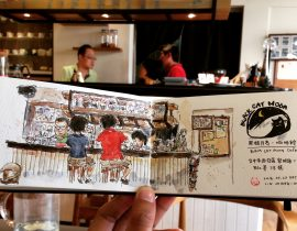 黑貓月亮咖啡館