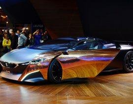 Design pour Peugeot