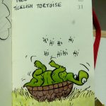 Theo the Ticklish Tortoise