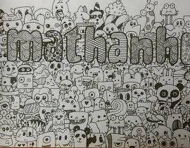 Doodle art first attempt