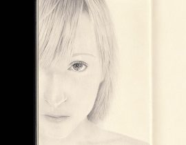 Portraiture on Moleskine