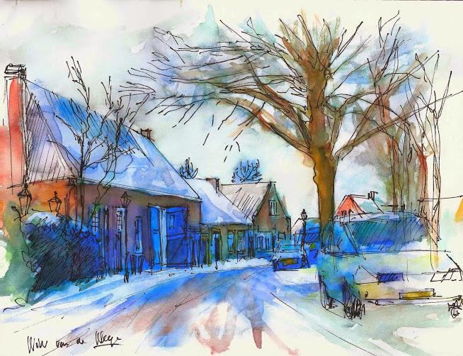 Winter in Nisse