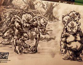 Goblin week 06