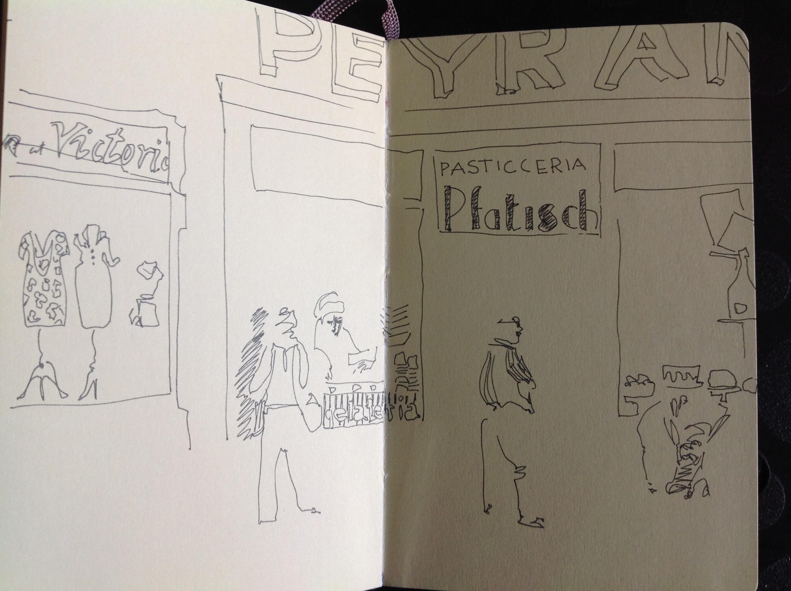Torino, café Phatisch