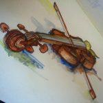 Music & Sketch