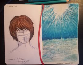 Hair + Underwater