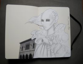 Fashion illustration 9