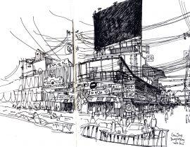 Jungceylon market place