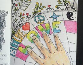 Bee's hand
