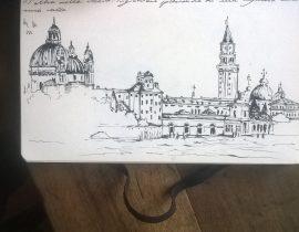 Venice seen from Giudecca