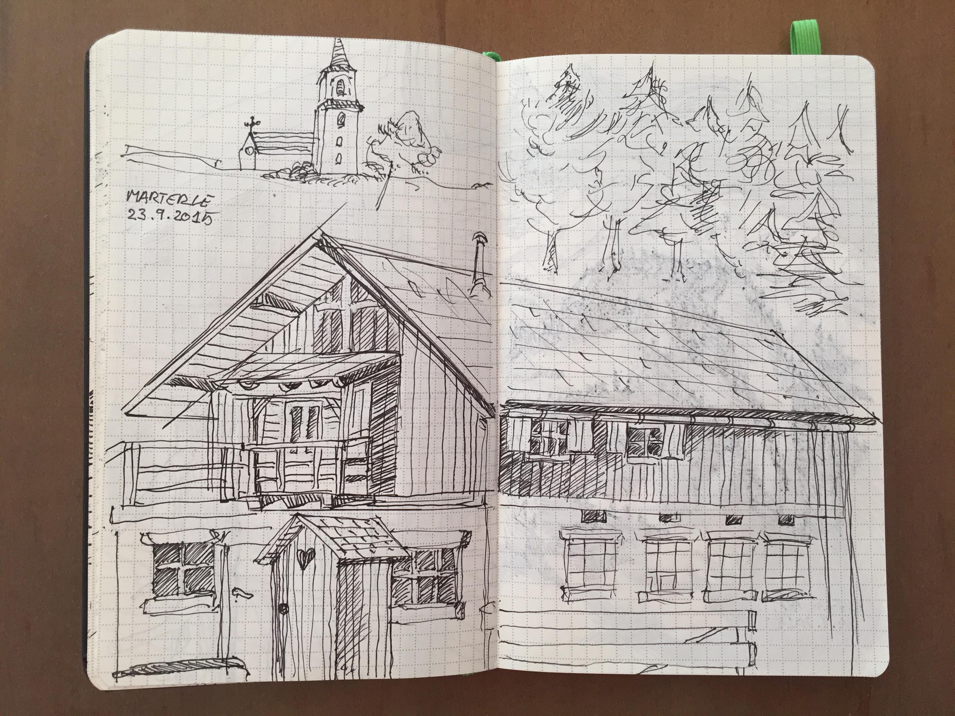 Marterle Hütte Austria