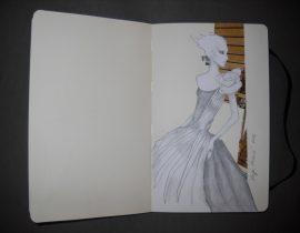 Fashion illustration 10