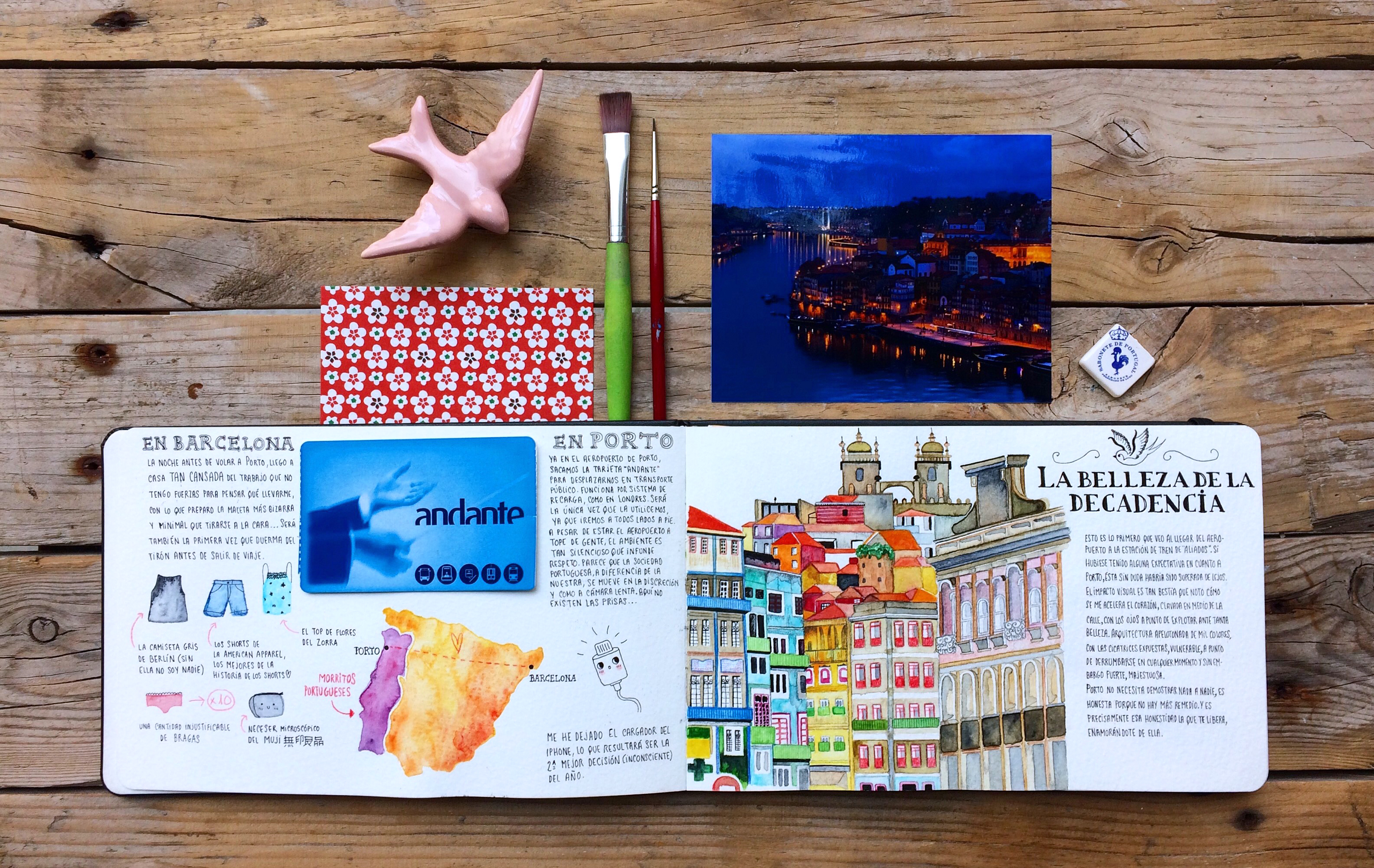 Porto Travel Journal