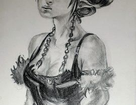 An Elf Girl