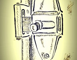 a certain door latch