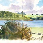 Carsington Water, UK