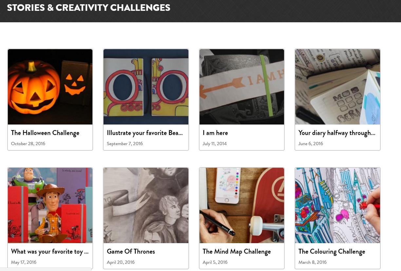 CreativityChallenge