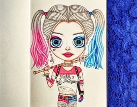 Harley Quinn – Daddy's Lil Monster
