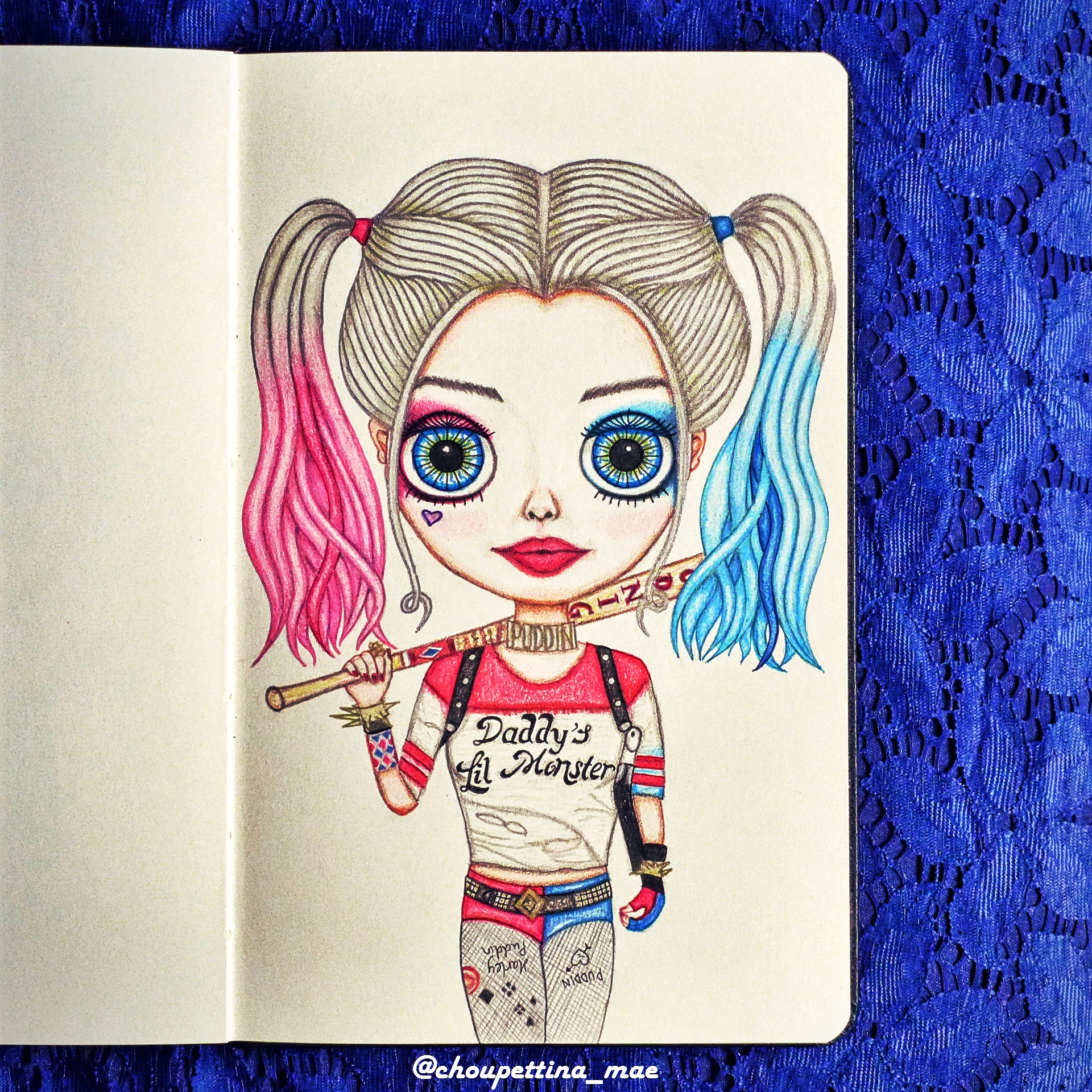 Harley Quinn – Daddy's Lil Monster