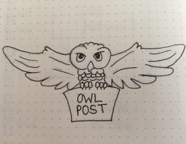 Owl post!