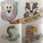 My Hogwarts journal