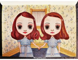 The Grady Girls from 'The Shining'