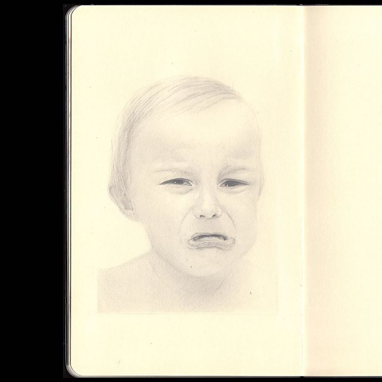 Portraiture on Moleskine