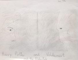 von Mario (11): Harry + Voldemort