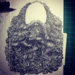 Hair Sketchbook