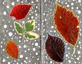 My autumn color memories