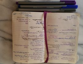 Pocket Weekly Planning