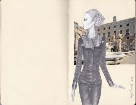 Fashion illustration 16