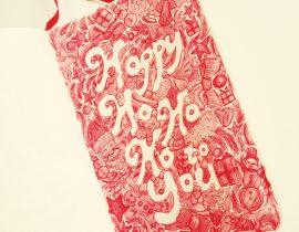 Happy ho ho ho to you!