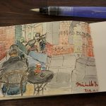 Starbucks Coffe Hours – Sketch