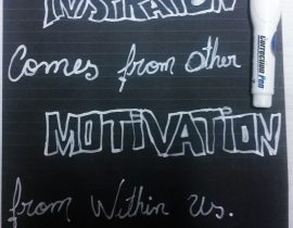 inspira e motiva