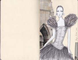 Fashion illustration 18