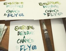 Everyone deserves a chance to fly