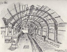 Darlington Station Platform 4