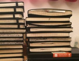 Moleskine Towers around the world…