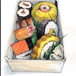 Sushi-Bento