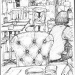cafe sketch no.2