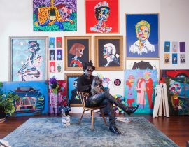 Bradley Theodore: our honorary author of the month