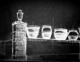 ceramic jars in Sifnos Island