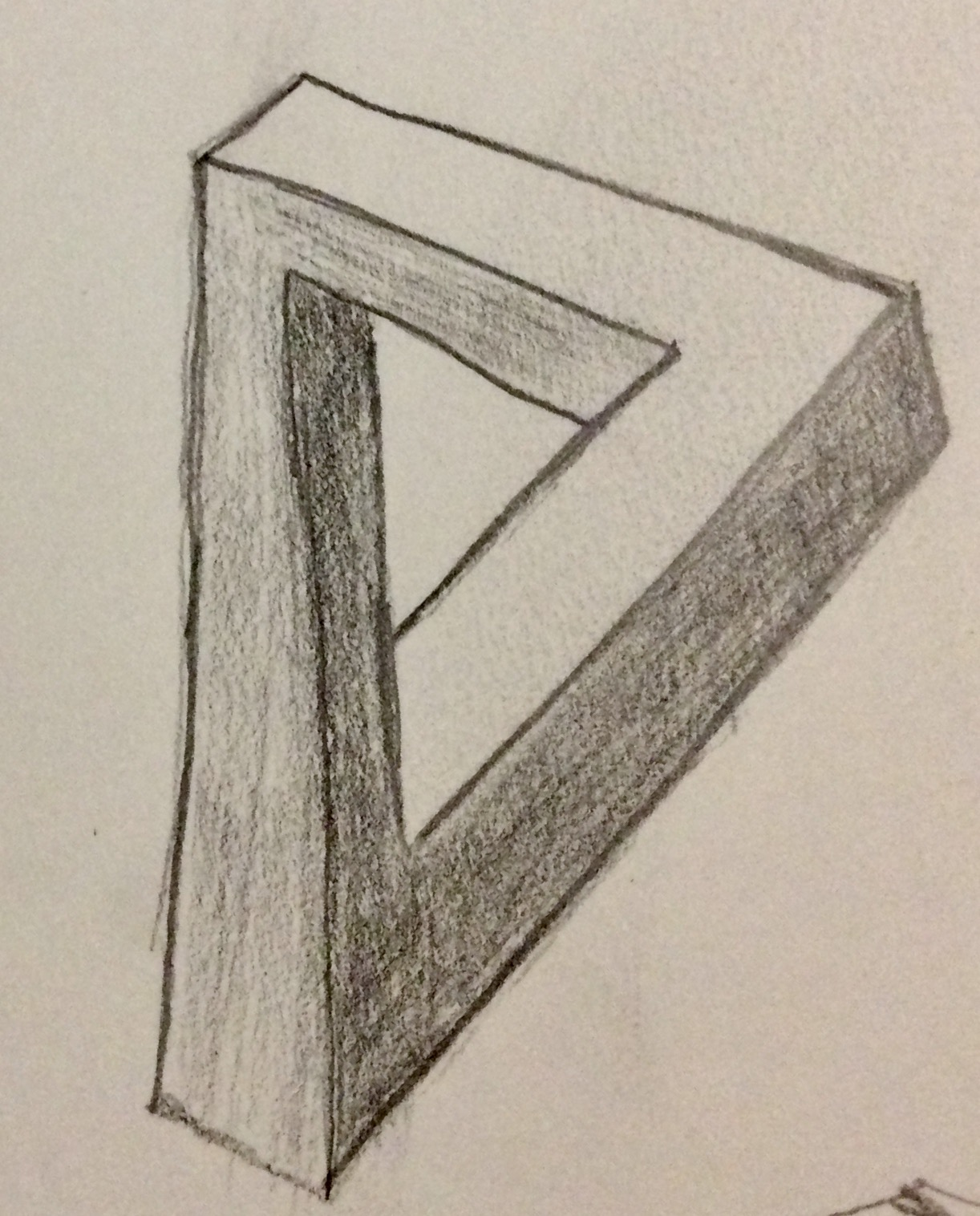 Impossible Triangle!