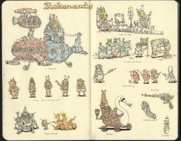 Rocconauts