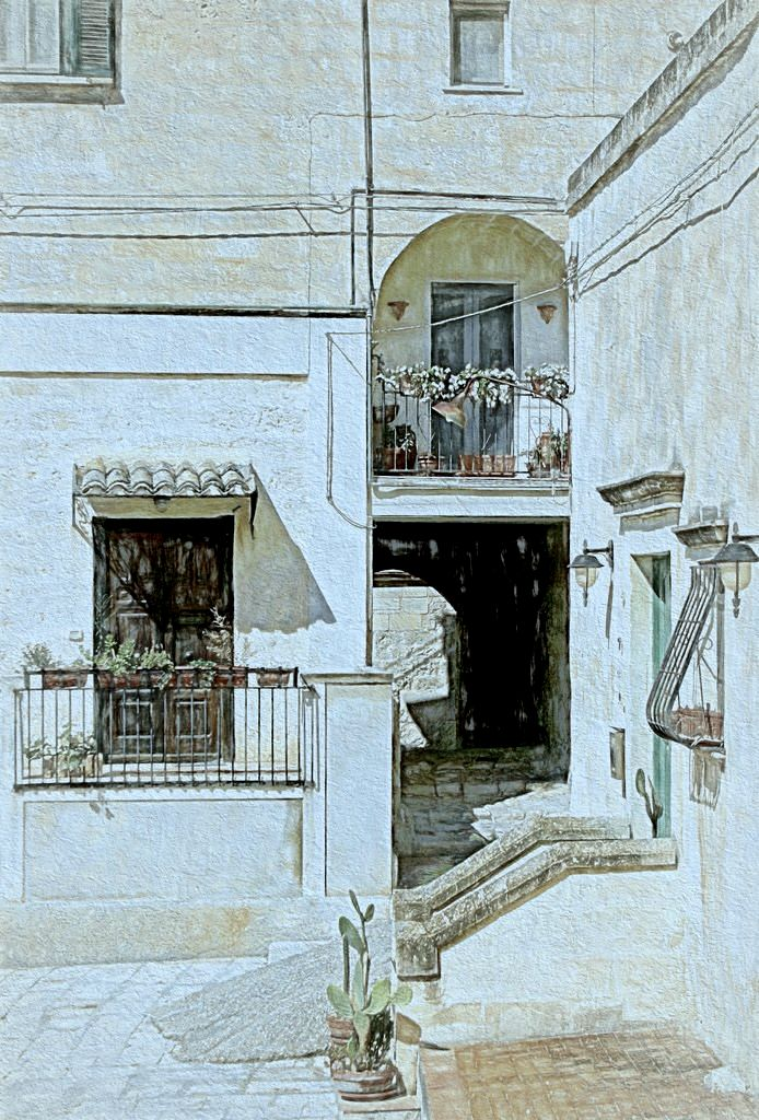 village passage