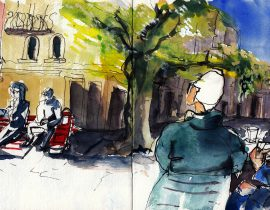 Venice Sketching