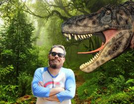 Cone vs Dino